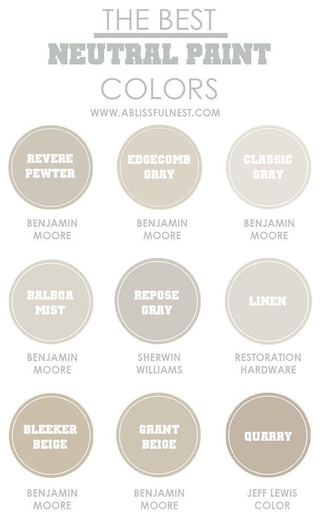 17 best images about paint whole house color palette on on best interior paint colors id=51009
