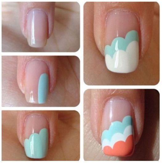 Easy Nail Polish Designs You Can Do At Home   Home Painting