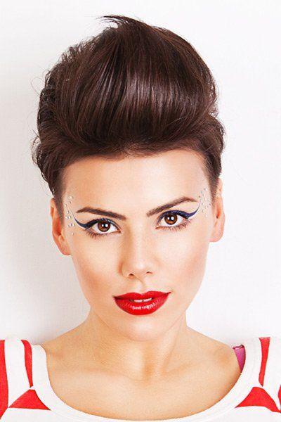 17 Best Ideas About Quiff Hairstyles On Pinterest Short