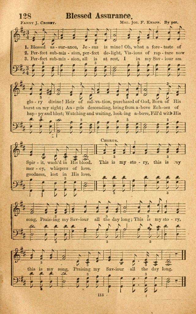 Jesus My Savior Chords