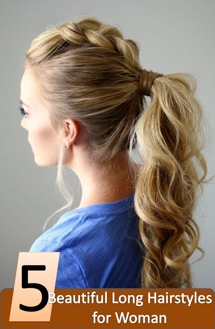 1000 Ideas About Easy Everyday Hairstyles On Pinterest