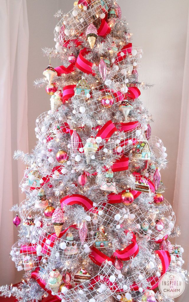 704 Best Holiday Christmas Tree Images On Pinterest