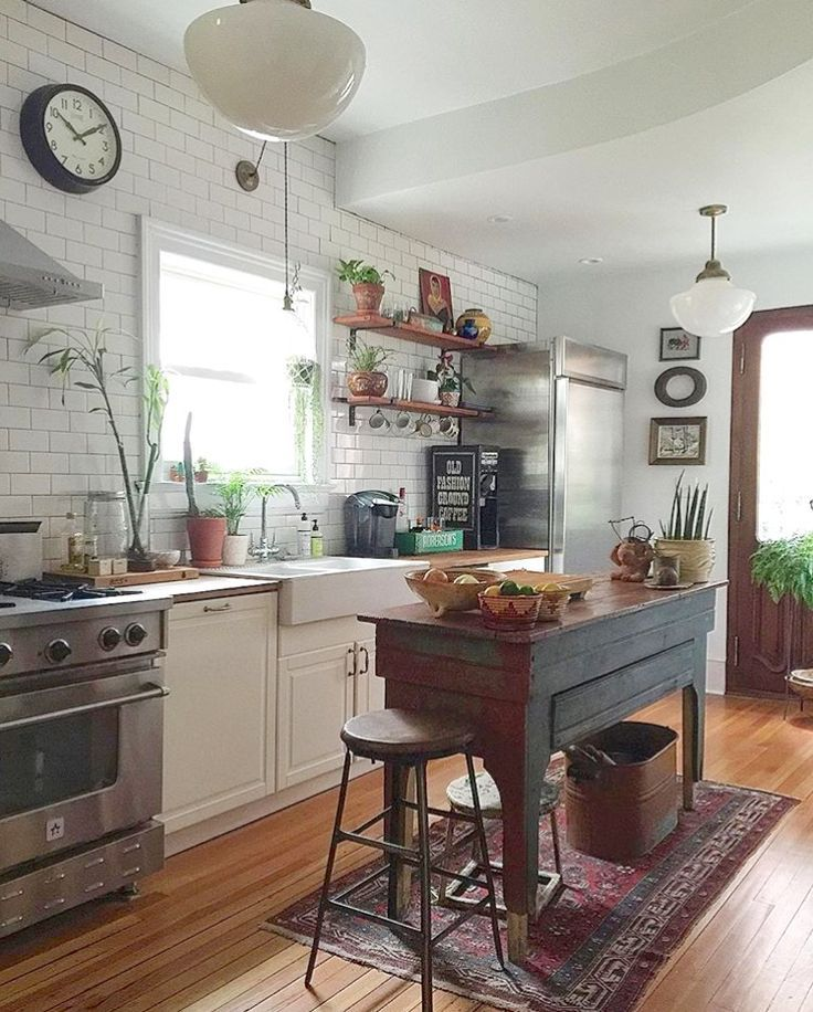 1956 best cottage country decorating images on pinterest on boho chic kitchen id=39390