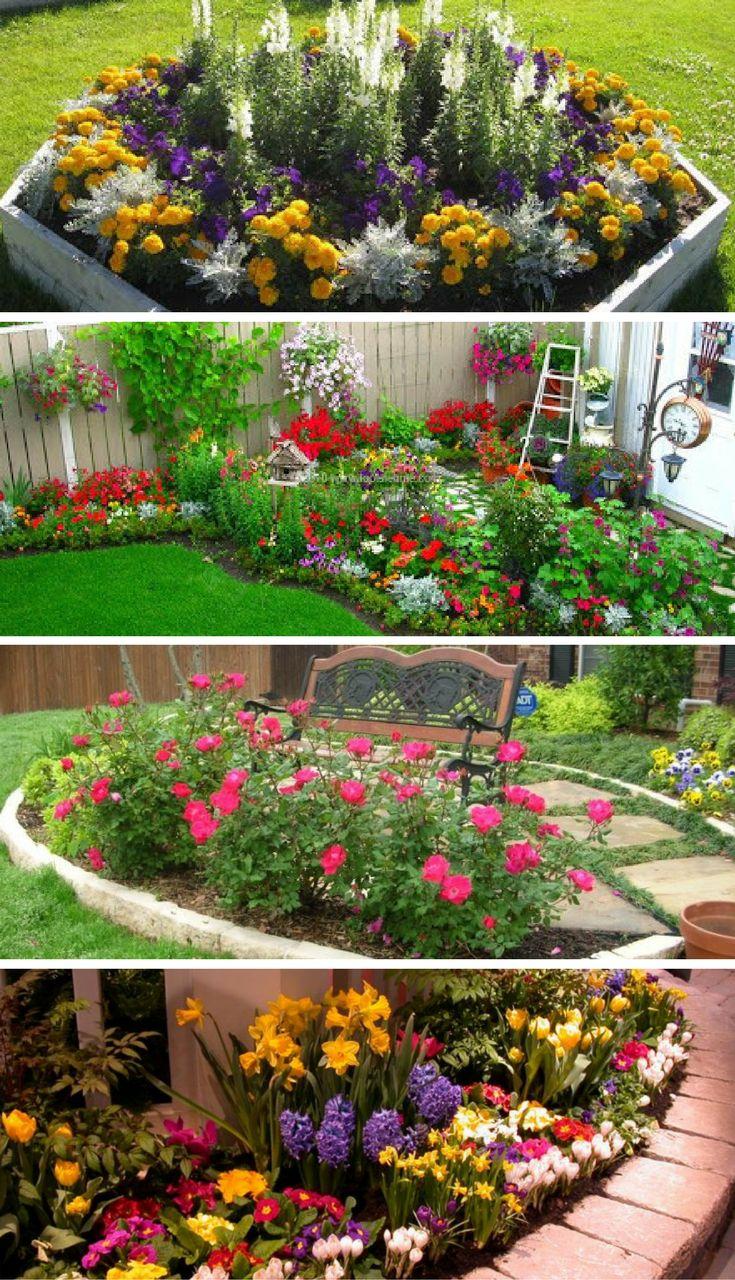 Flower Garden Ideas