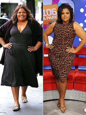 1.monique weight loss before and after | Celebrity weight ...