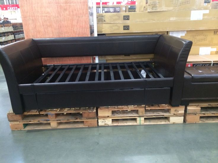 Hillsdale Melissa Day Bed With Trundle Costco