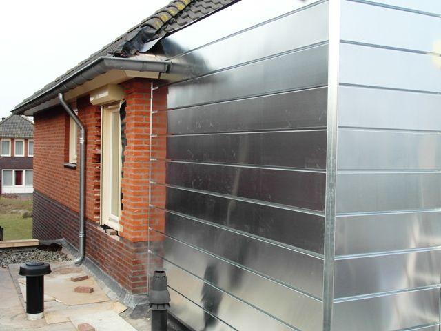 aanbouw in zink aanbouw ideeen pinterest on zink outdoor kitchen id=71215