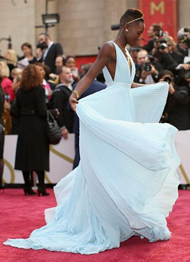 Lupita = Oscar night perfection.