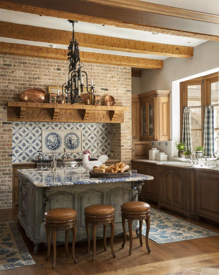 1659 best images about cottage country farm vintage kitchens on pinterest on kitchen interior french country id=21150
