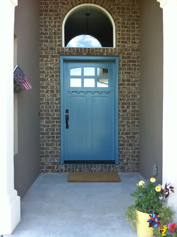 Love This Color For My Front Door Refuge From Sherwin