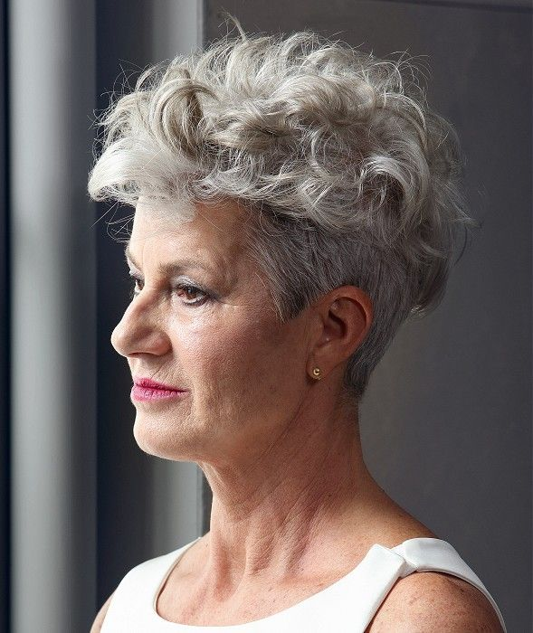 Paul Gehring Medium Grey Hairstyles UK Hairstyles