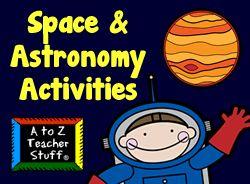 137 best images about Space on Pinterest | Preschool ideas ...