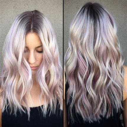 best 25 purple blonde hair ideas on pinterest