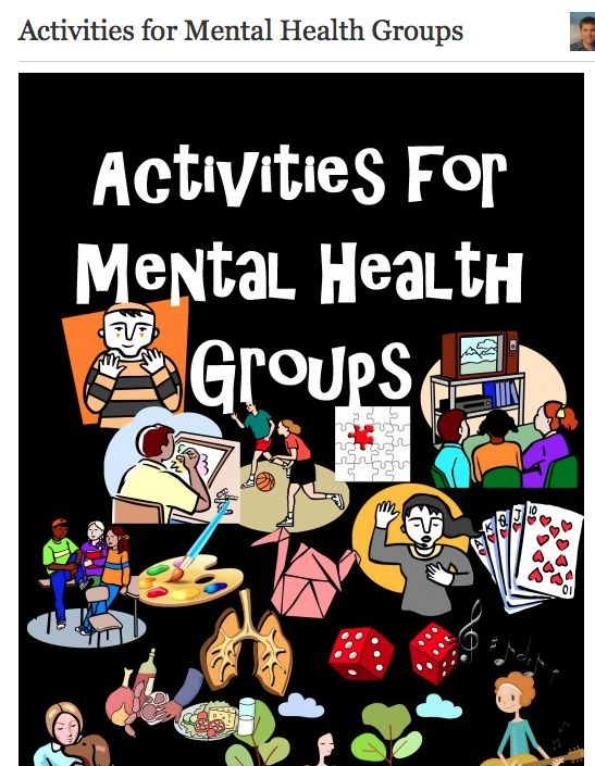 10+ images about OT Mental Health Groups on Pinterest ...