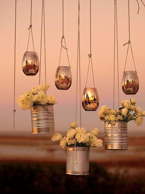 1000 Ideas About Hanging Flower Arrangements On Pinterest