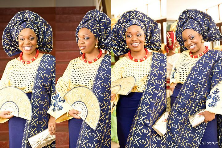 Nigeria Wedding Fashion Nigeria Traditional Dresses
