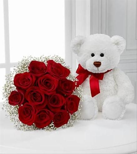 Bears With Flowers And Balloons 10 Handpicked Ideas To