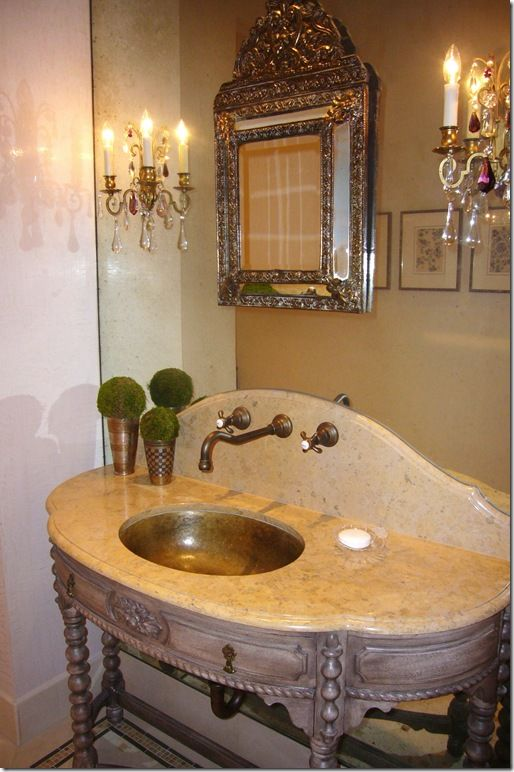 17 Best Images About French Bathroom Sinks On Pinterest
