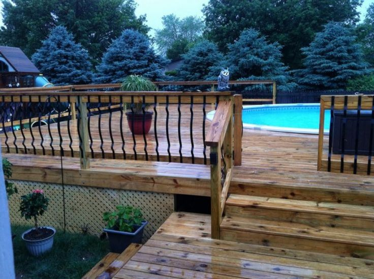 Good Above Ground Pool Fences Check More At Http Www