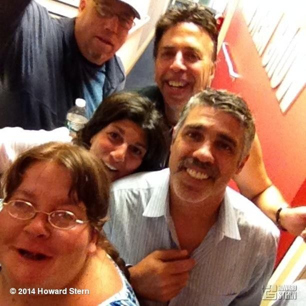 Wack Pack Selfie Howard Stern Show Pinterest Wack