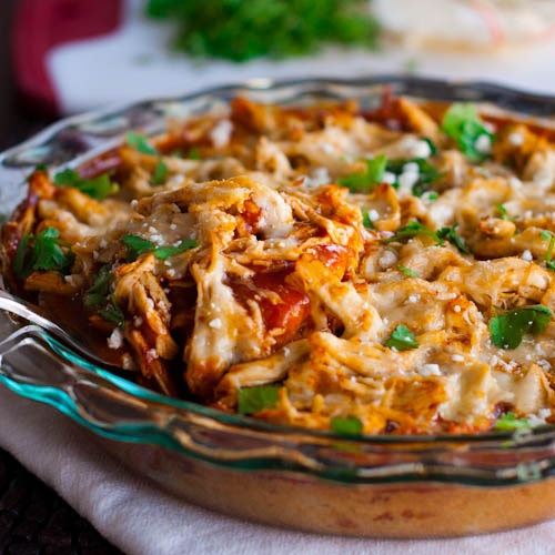 Chicken Tamale Pie~ Ive made this too many times to count since finding it on Pi