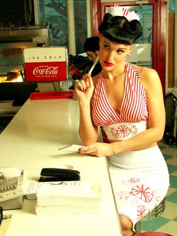 Ive Always Loved Old Diners And Cute Waitresses Just