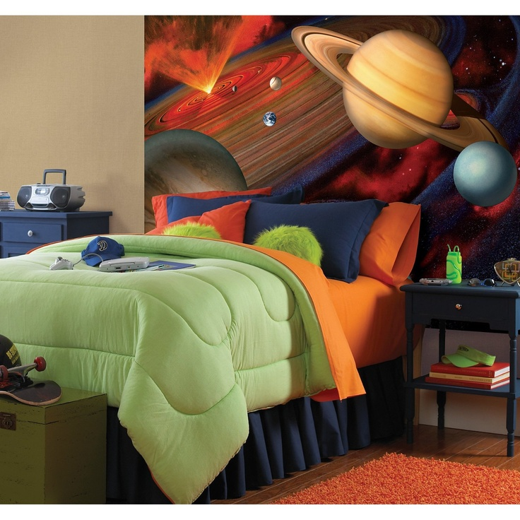 17 Best images about Solar system bedroom on Pinterest ...