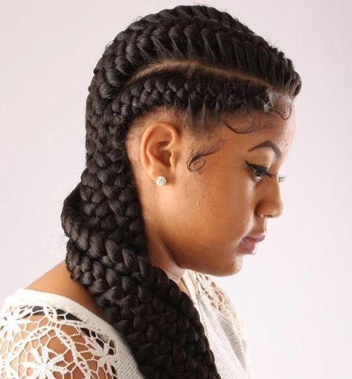 40 Inspiring Examples Of Goddess Braids Follow Me