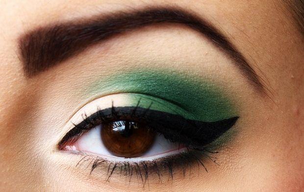 25+ Best Ideas About Green Eyes Makeup On Pinterest