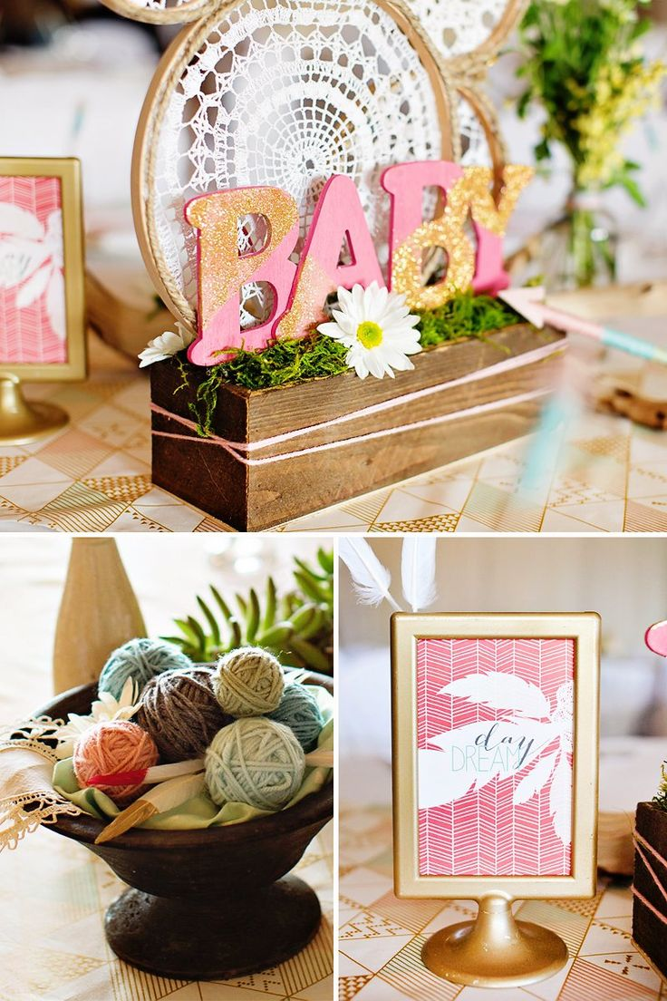 17 Best Ideas About Bohemian Baby Showers On Pinterest