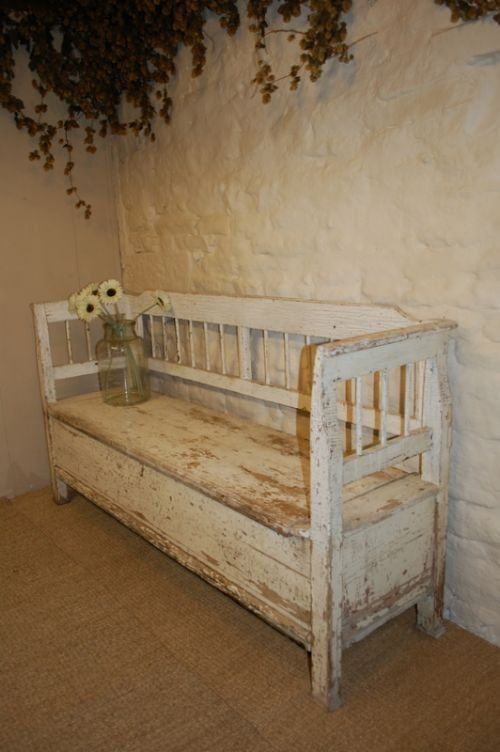 1000 Ideas About Wooden Bench With Storage On Pinterest Bedroom Bench With Storage Bench