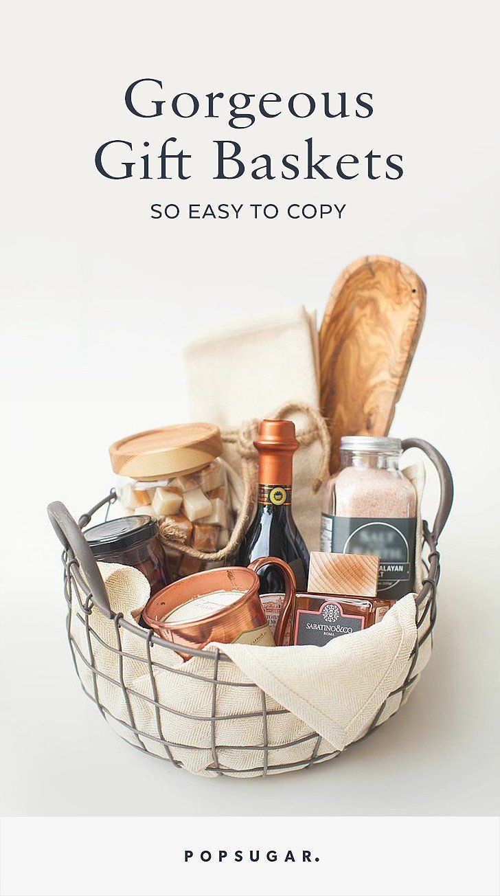 25 Best Ideas About Gift Baskets On Pinterest Holiday