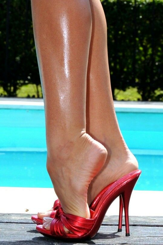 175 best images about Red Mules on Pinterest   Sexy ...