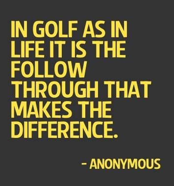 Golf quotes, Well Said Quotes and It is on Pinterest