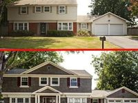 18 Best Images About Bi Level Exterior Makeover On
