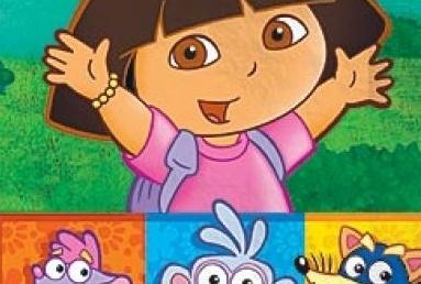 Birthday Theme Dora The Explorer On Pinterest Birthday