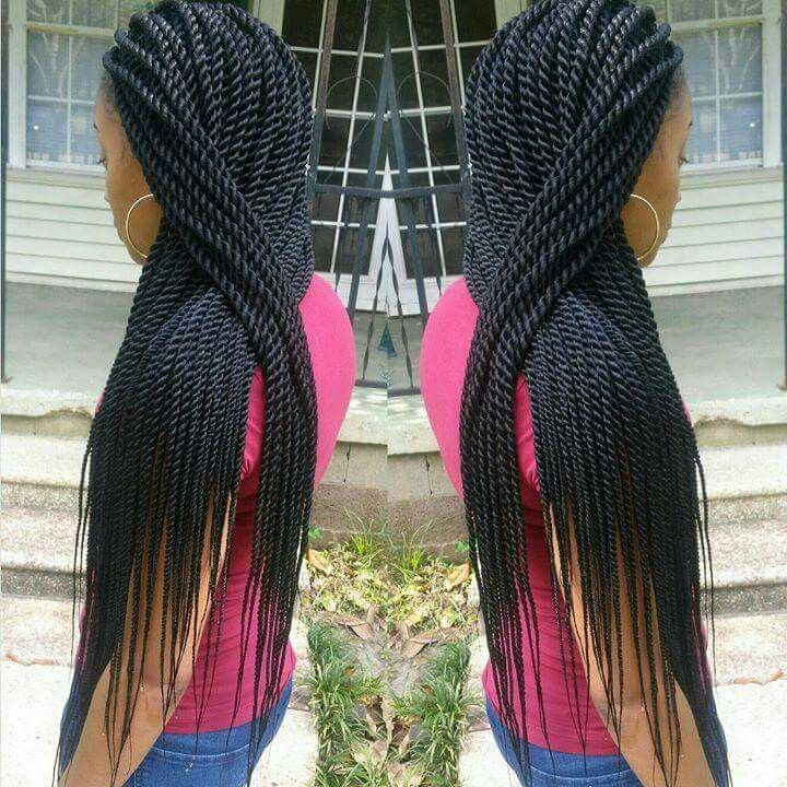 Rope Twist All About Hair Pinterest Rope Twist