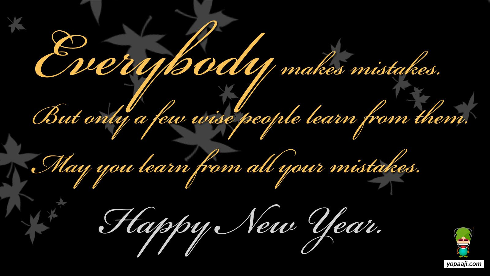 quote new year wallpapers