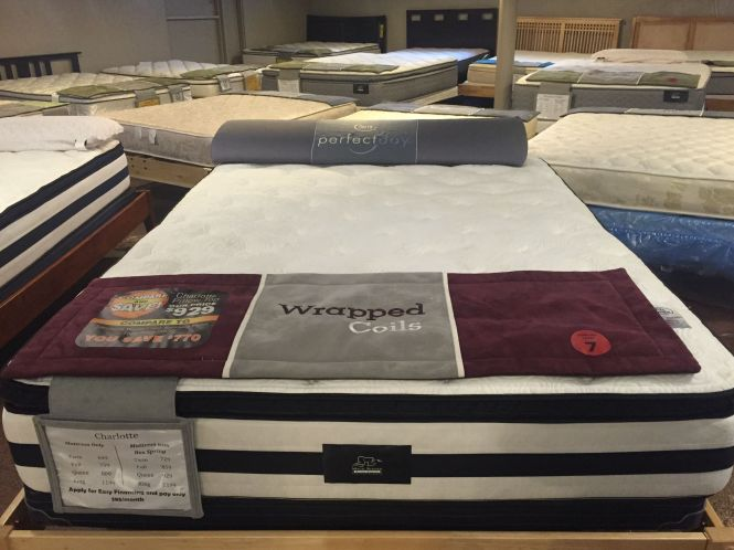 Best Er Charlotte Pillow Top Mattress Is Designed To Offer An Undisturbed Sleeping Experience While