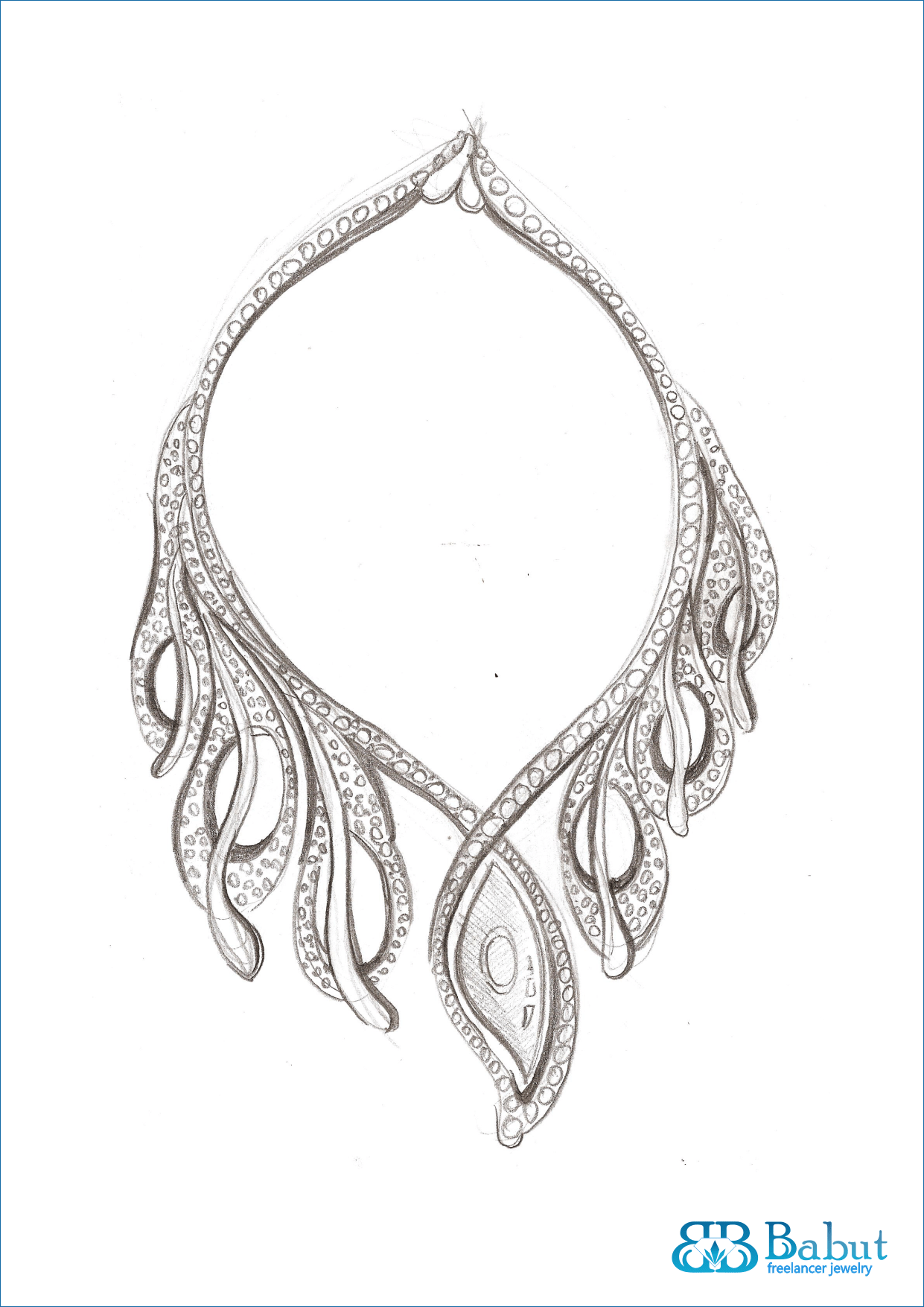 Sketches Jewelry Design