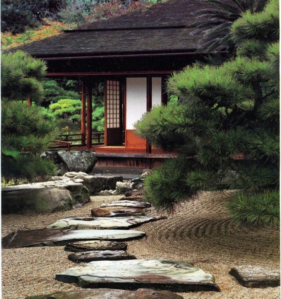 traditional japanese garden design Get Closer to Traditional Japanese Architecture : Japanese