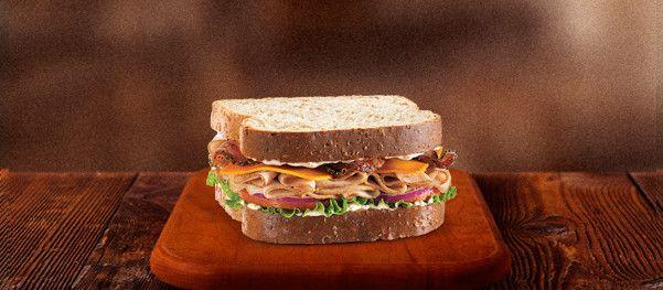 Turkey Avocado Sandwich Arbys