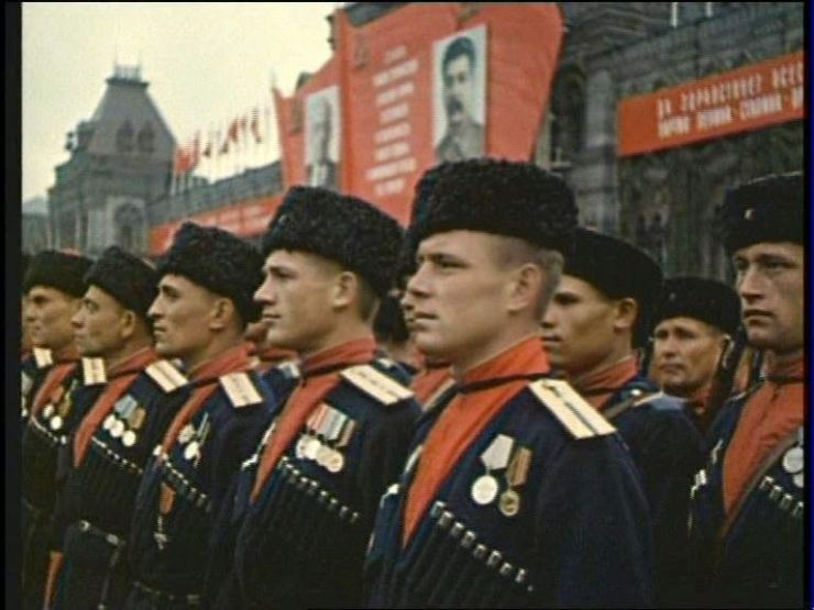 Image result for cossacks ww2 victory day