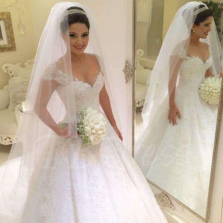 Wedding dress idea Featured Dress Milla Nova  Wedding Idea