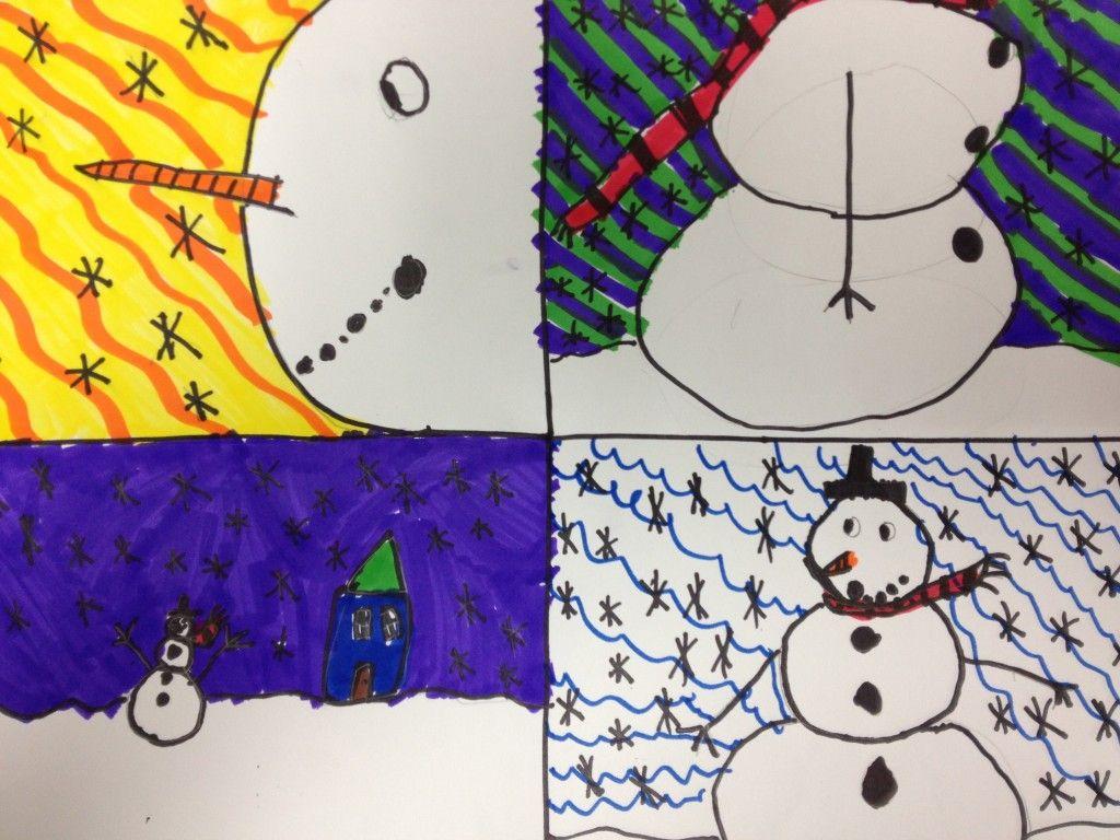 3rd Grade Art Lessons