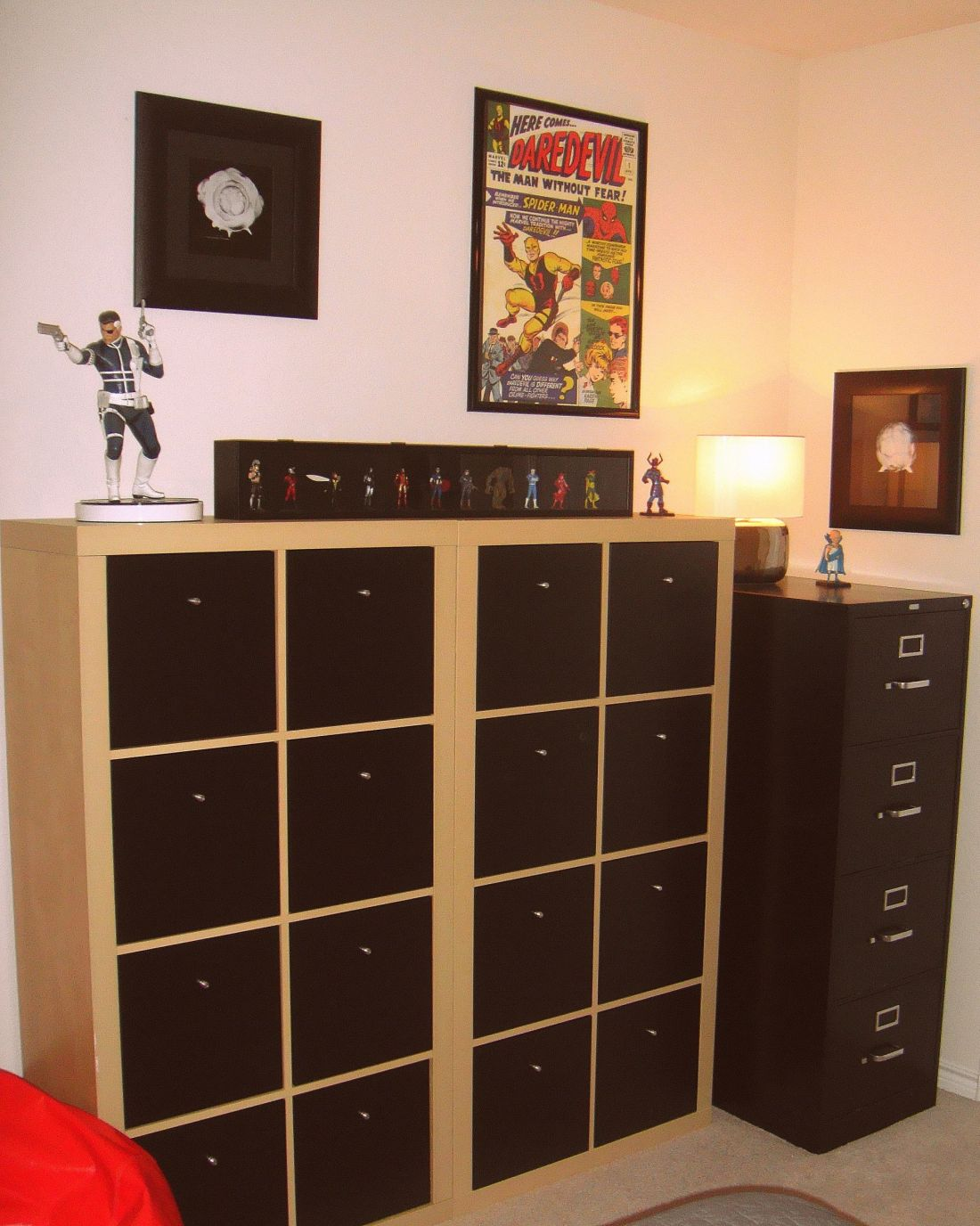 Comic collection storage dream home ideas pinterest