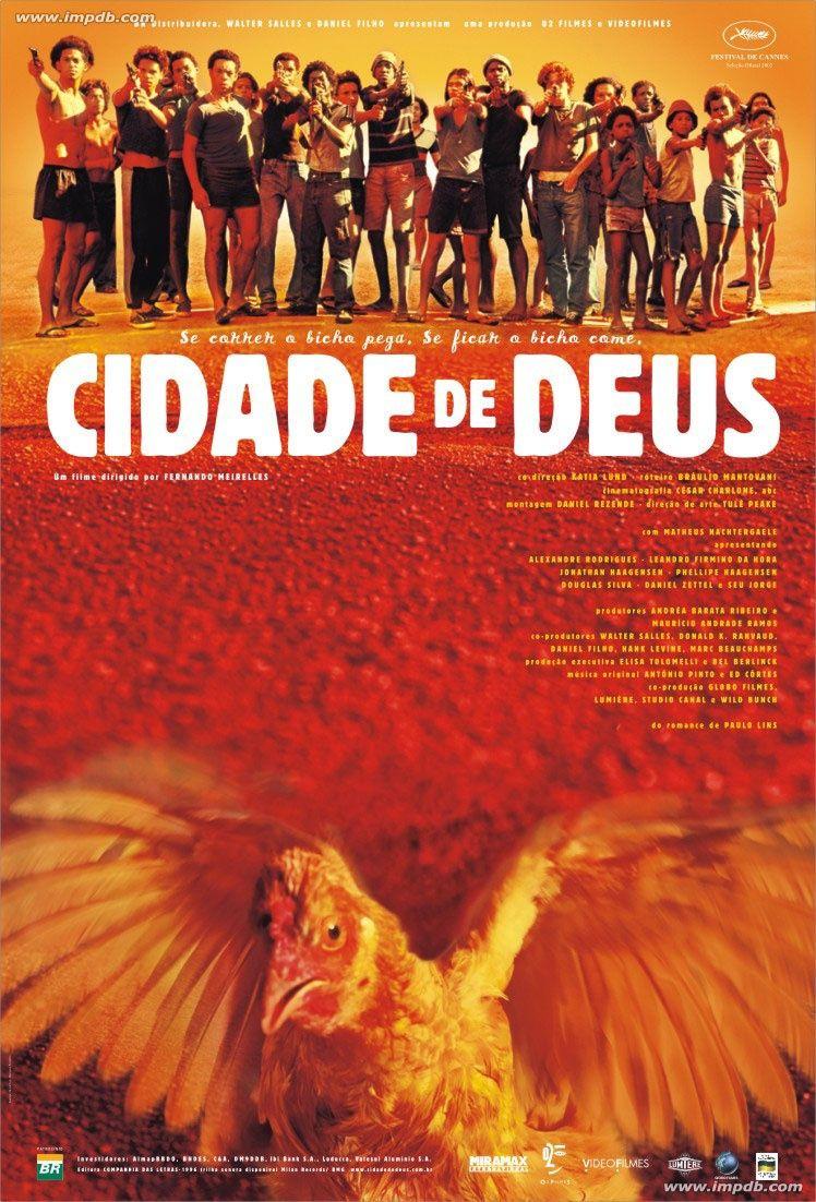 Poster do filme Cidade de Deus