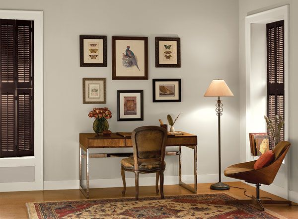 interior paint ideas and inspiration office paint paint on office paint color ideas id=17550