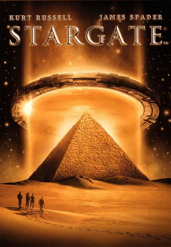 Poster do filme Stargate - A chave para o futuro da humanidade