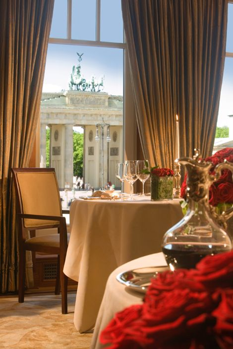 Lorenz Adlon Esszimmer If you want to experience dinner at one of     Lorenz Adlon Esszimmer If you want to experience dinner at one of Berlin s  most legendary of
